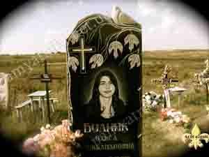 памятники из гранита в Киеве