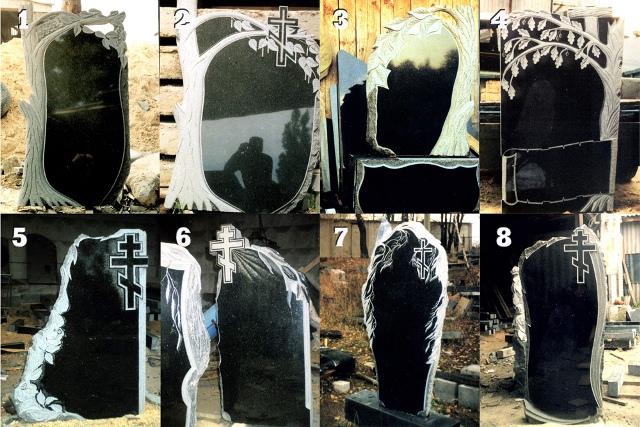 Гранитные памятники формы фотогалерея памятник на могилу цена рязань элекс