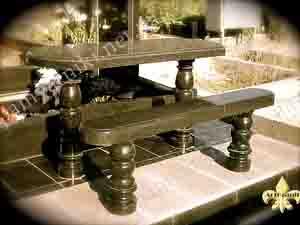 фото стола для могилы