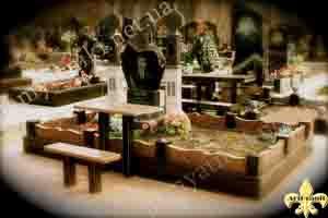 стол для могилы